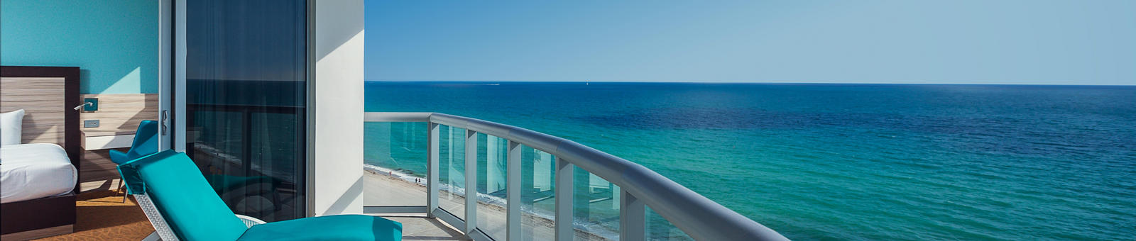 Oceanview Balcony at Marenas Beach Resort