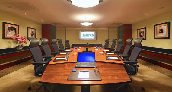 Marenas board room
