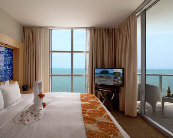 North miami hotels on the beach one bedroom suites - 2 bedroom hotel suites in miami south beach ...