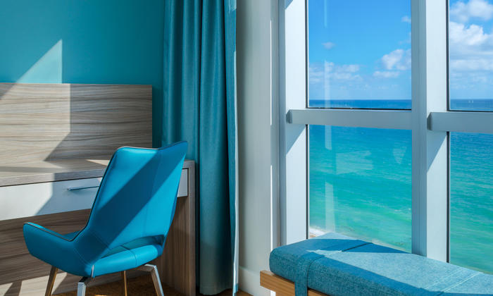 Deluxe One Bedroom Oceanview